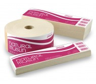 Natural Look Muslin / Calico Roll - Bleached White 100m